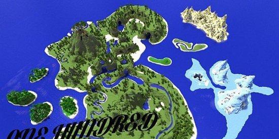 [Map] YT - Карта для выживания