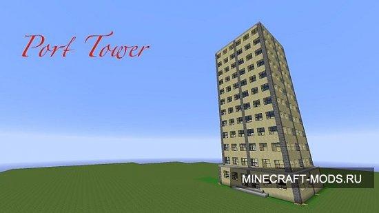 Видео майнкрафт как сделать дом 2 этажный
