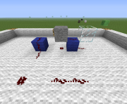 Redstone manual - placing wire