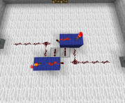 Redstone manual - two-way repeater
